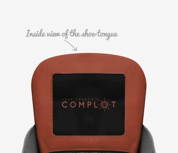 Elite Comfort-shoes-tongue